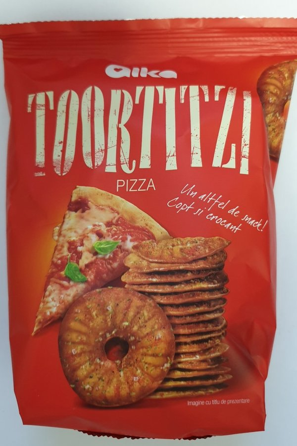 Toortitzi pizza
